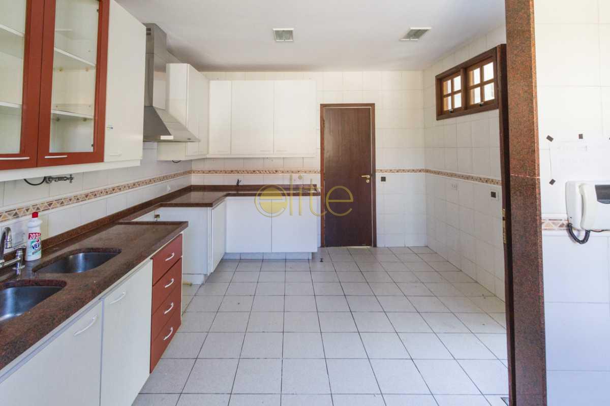 CASA A VENDA EM CONDOMINIO FEC - Casa Para Alugar no Condomínio Rio Mar - Barra da Tijuca - Rio de Janeiro - RJ - EBCN50070 - 21