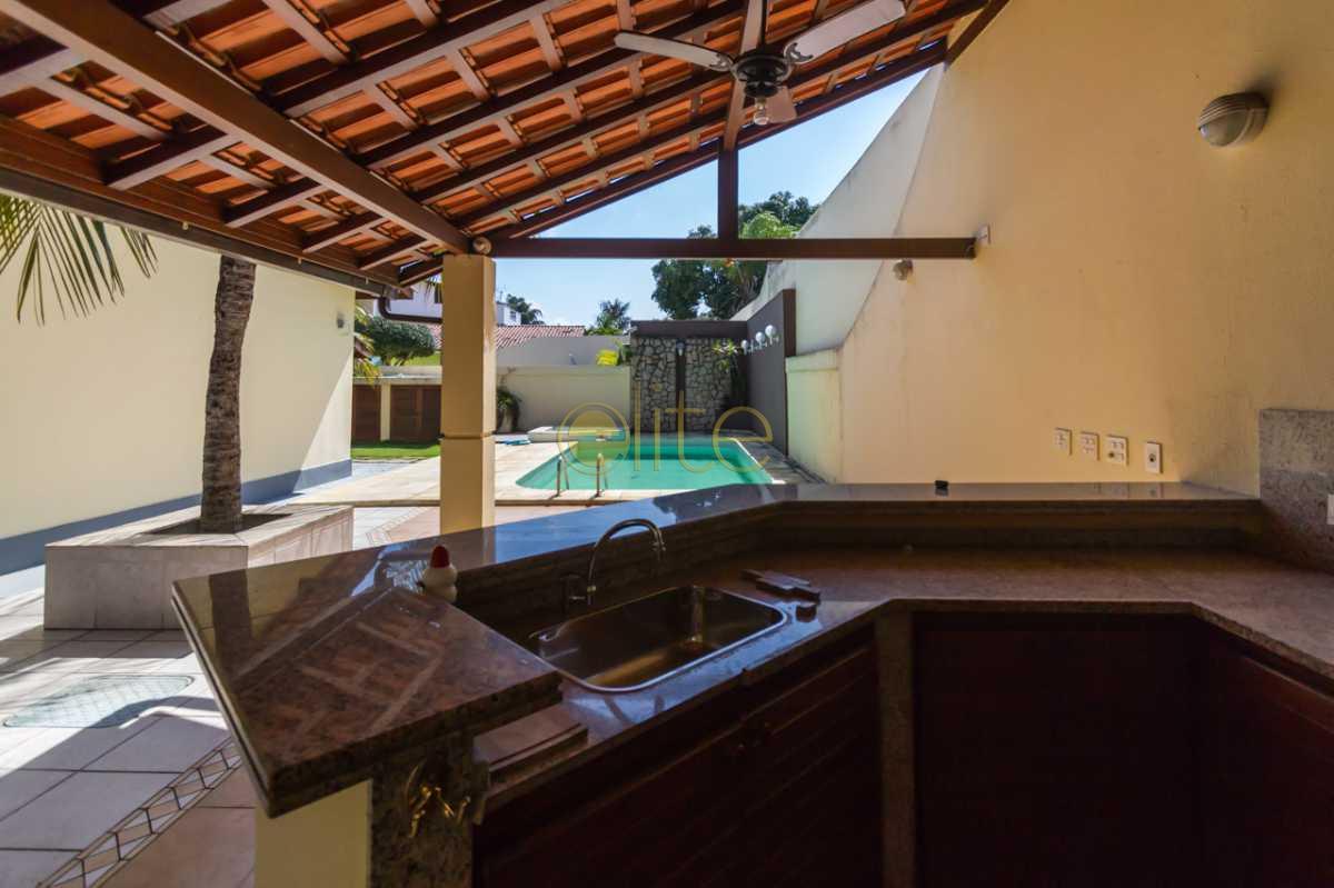 CASA A VENDA EM CONDOMINIO FEC - Casa Para Alugar no Condomínio Rio Mar - Barra da Tijuca - Rio de Janeiro - RJ - EBCN50070 - 25