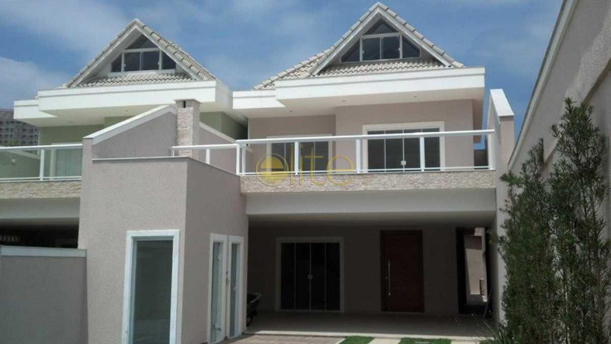 aa 4 - Casa em Condomínio Rio Mar, Avenida Rosauro Estellita,Barra da Tijuca, Barra da Tijuca,Rio de Janeiro, RJ À Venda, 4 Quartos, 300m² - EBCN40056 - 1