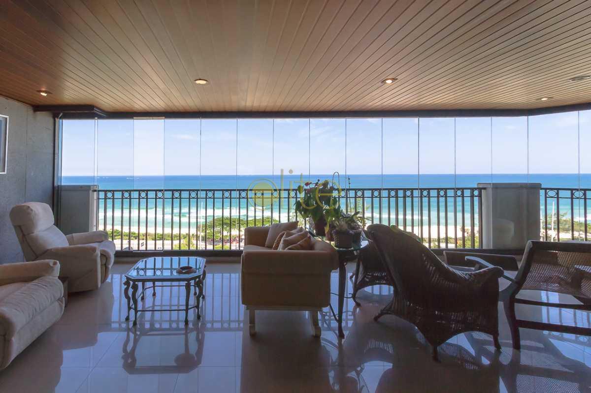 1 - Apartamento Condomínio Ocean Front, Avenida Lúcio Costa,Barra da Tijuca, Barra da Tijuca,Rio de Janeiro, RJ À Venda, 4 Quartos, 278m² - EBAP40044 - 1