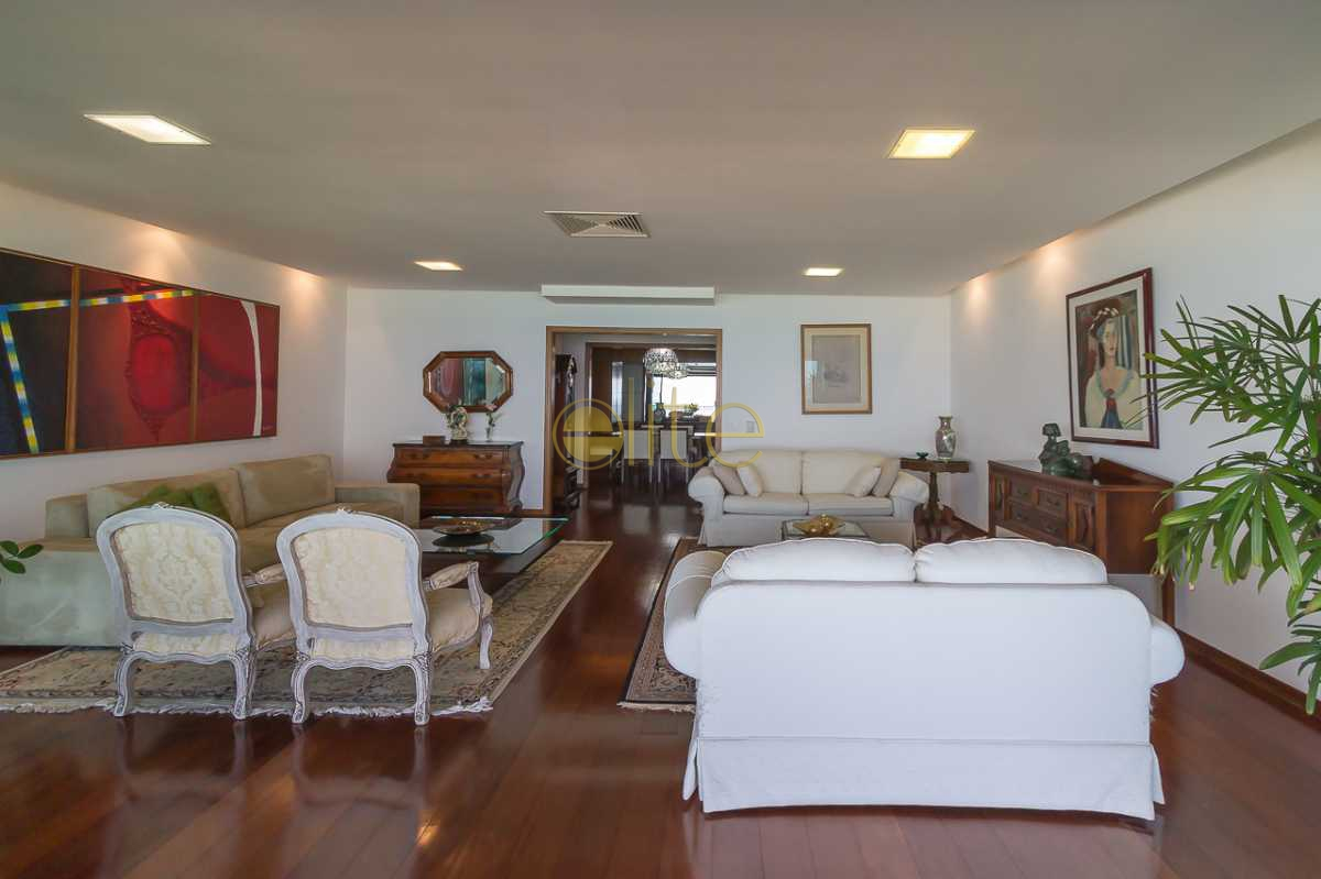 13 - Apartamento Condomínio Ocean Front, Avenida Lúcio Costa,Barra da Tijuca, Barra da Tijuca,Rio de Janeiro, RJ À Venda, 4 Quartos, 278m² - EBAP40044 - 13