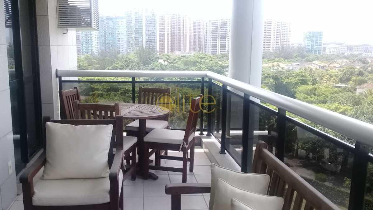 2 - Apartamento À Venda no Condomínio Water Ways - Barra da Tijuca - Rio de Janeiro - RJ - EBAP20056 - 7