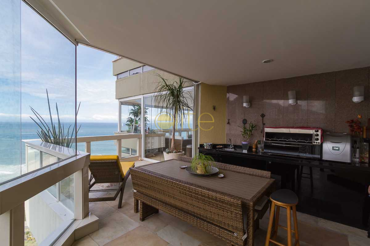 IMG_9909 - Apartamento À Venda no Condomínio Atlântico Sul - Barra da Tijuca - Rio de Janeiro - RJ - EBAP40052 - 7