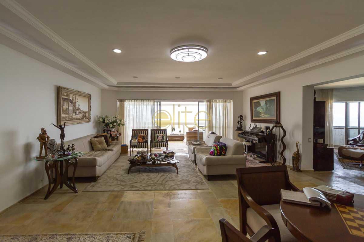 IMG_9913 - Apartamento À Venda no Condomínio Atlântico Sul - Barra da Tijuca - Rio de Janeiro - RJ - EBAP40052 - 9