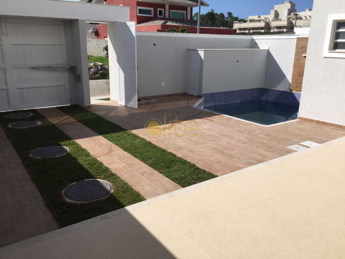 CASA A VENDA  - Casa À Venda no Condomínio Bothanica Nature - Recreio dos Bandeirantes - Rio de Janeiro - RJ - EBCN30009 - 3