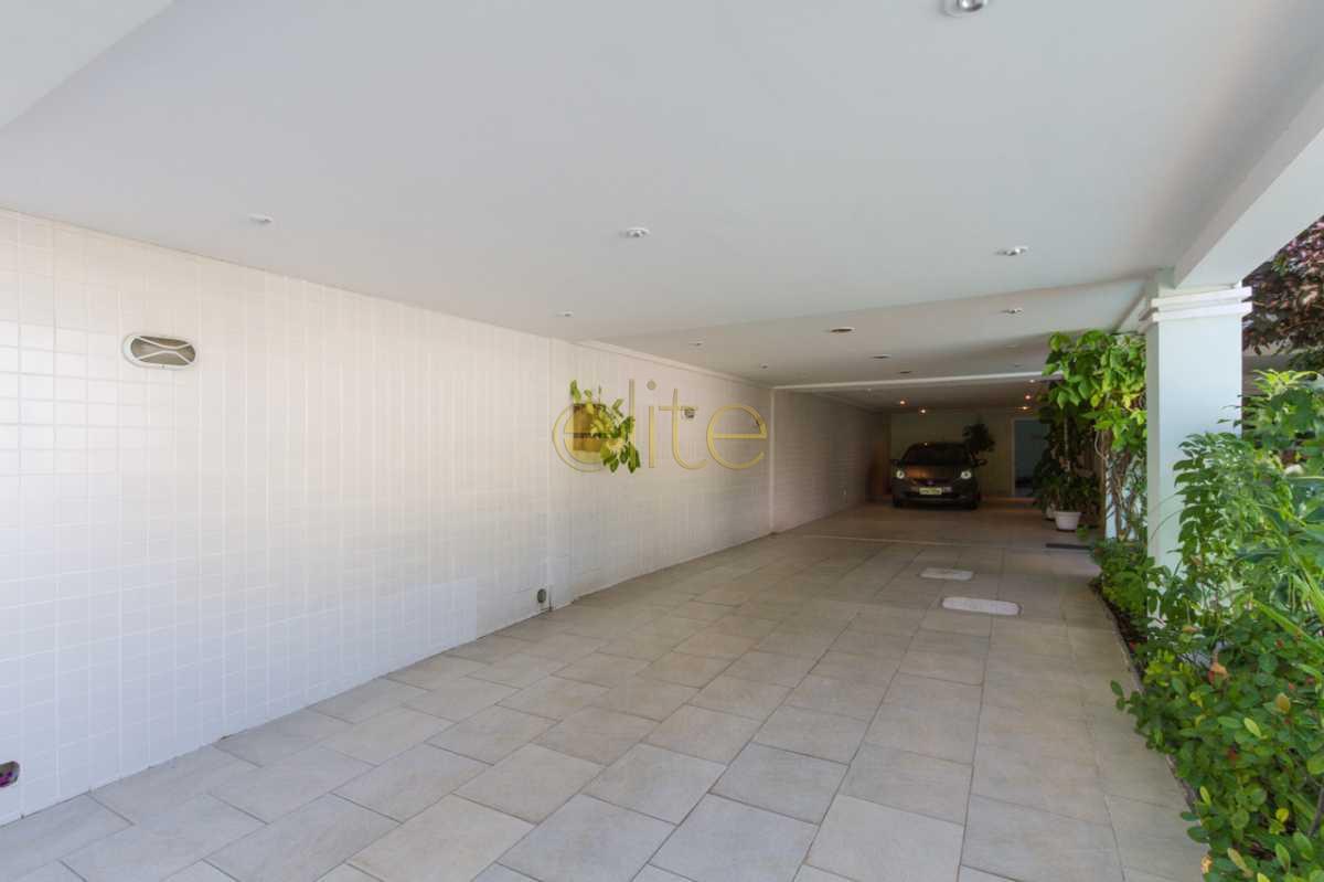 CASA A VENDA BARRA DA TIJUCA C - Casa em Condomínio 6 quartos à venda Barra da Tijuca, Barra da Tijuca,Rio de Janeiro - R$ 4.100.000 - EBCN60025 - 7