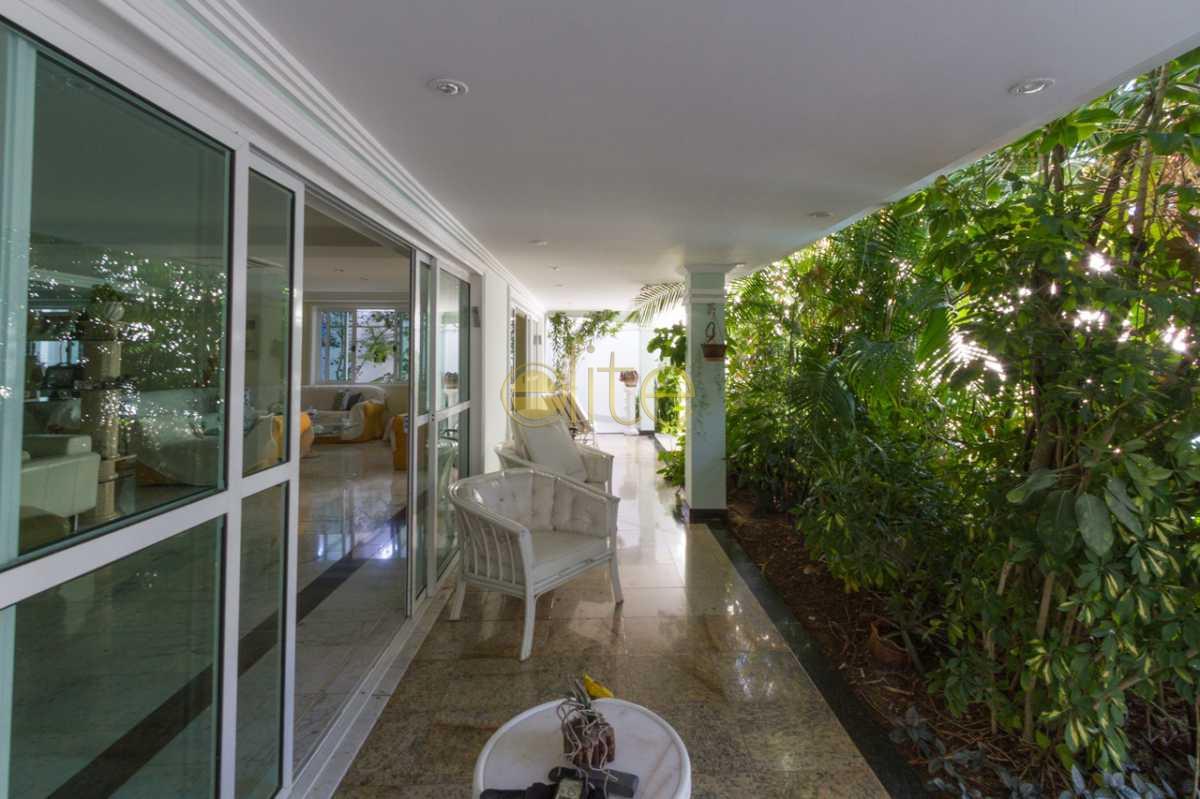 CASA A VENDA BARRA DA TIJUCA C - Casa em Condomínio 6 quartos à venda Barra da Tijuca, Barra da Tijuca,Rio de Janeiro - R$ 4.100.000 - EBCN60025 - 8