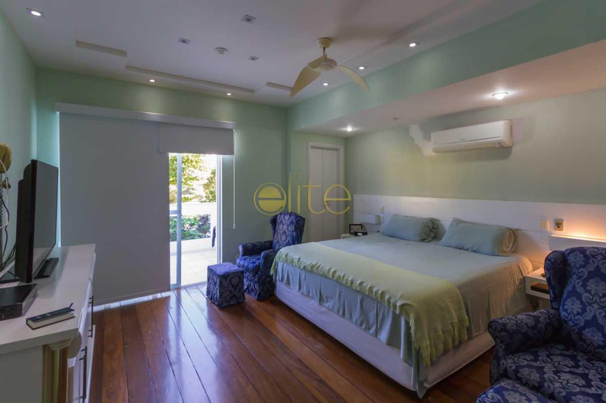 CASA A VENDA BARRA DA TIJUCA C - Casa em Condomínio 6 quartos à venda Barra da Tijuca, Barra da Tijuca,Rio de Janeiro - R$ 4.100.000 - EBCN60025 - 23