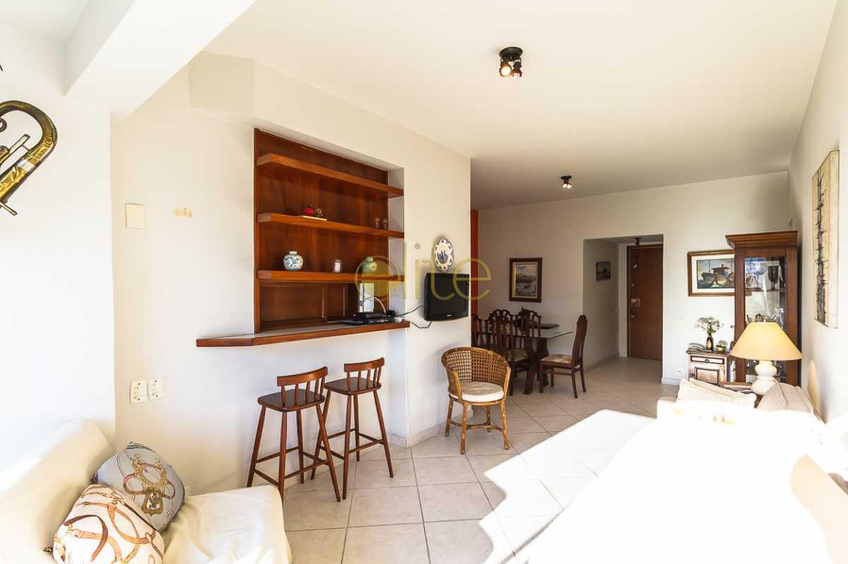 APARTAMENTO SALA QUARTO A VEND - Apartamento À Venda no Condomínio Portal da Barra - Barra da Tijuca - Rio de Janeiro - RJ - EBAP10005 - 11