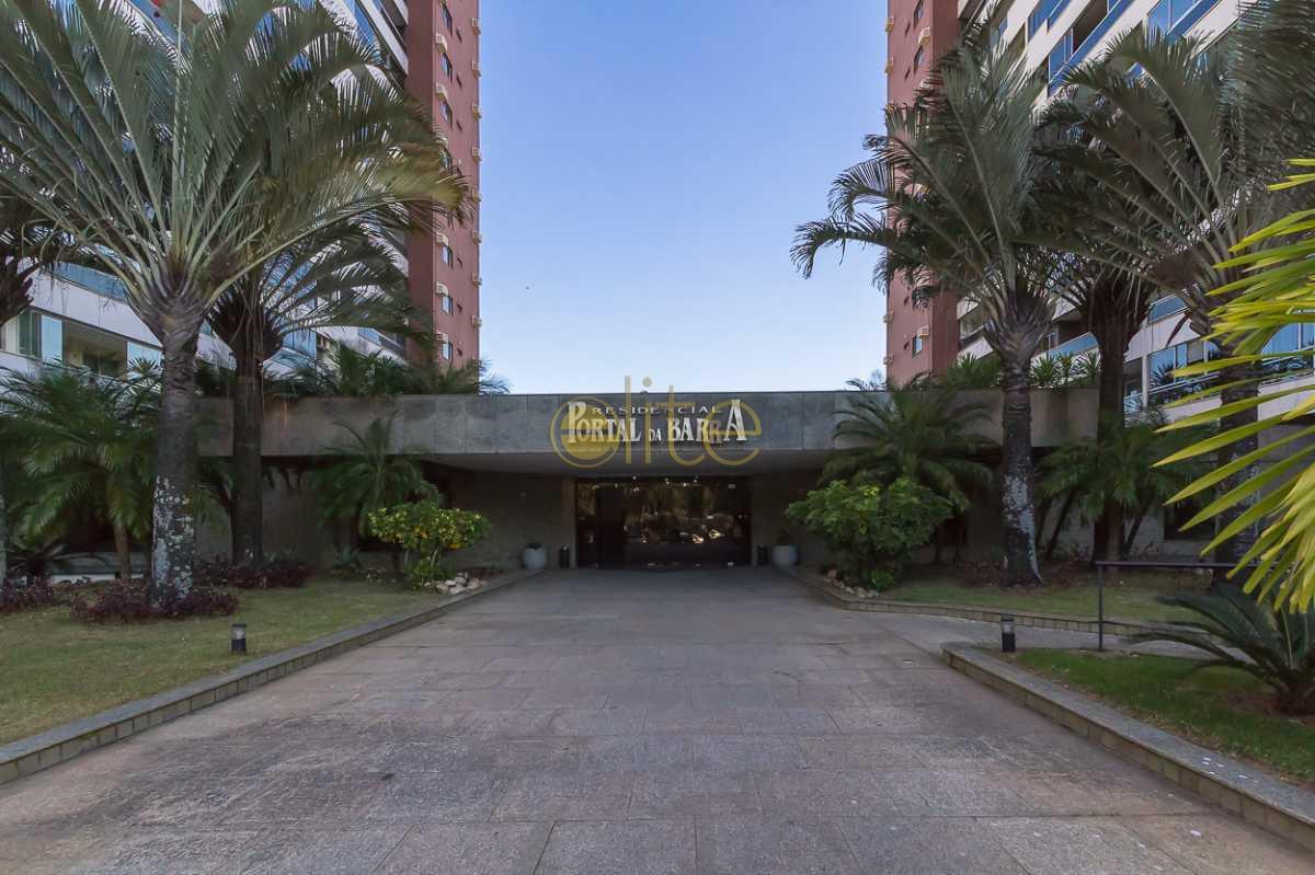 APARTAMENTO SALA QUARTO A VEND - Apartamento À Venda no Condomínio Portal da Barra - Barra da Tijuca - Rio de Janeiro - RJ - EBAP10005 - 17