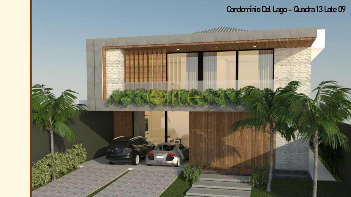 1 - Casa À Venda no Condomínio Del Lago - Barra da Tijuca - Rio de Janeiro - RJ - EBCN50098 - 10