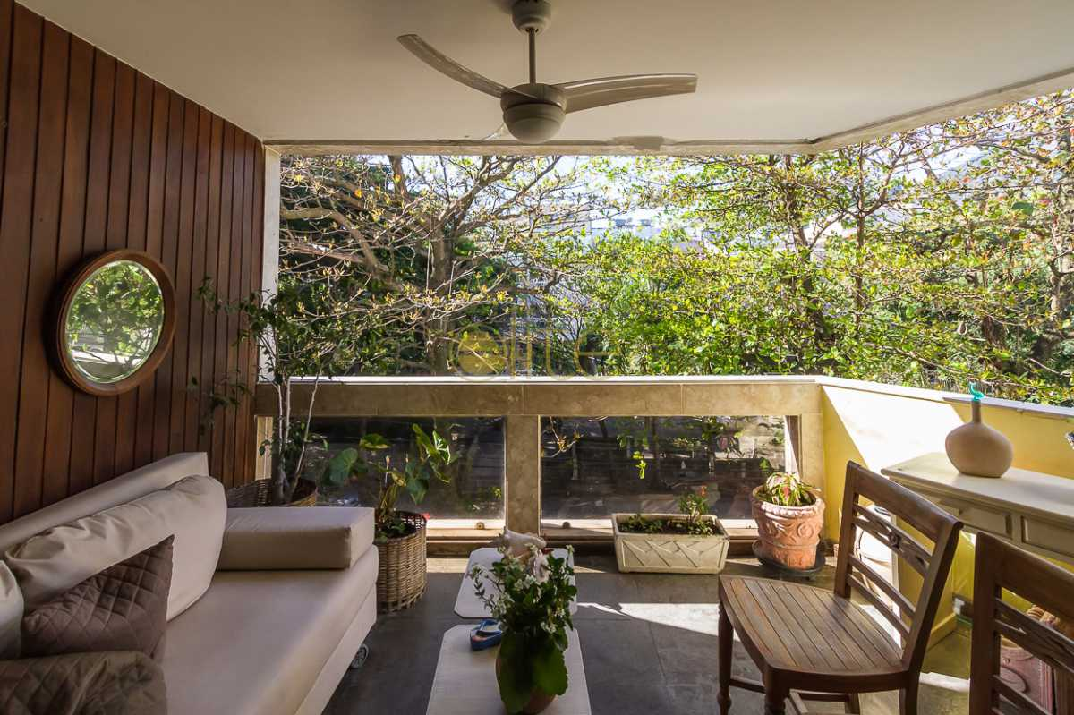 APARTAMENTO 4 QUARTOS  A VENDA - Apartamento À Venda - Jardim Oceânico - Rio de Janeiro - RJ - EBAP40074 - 1