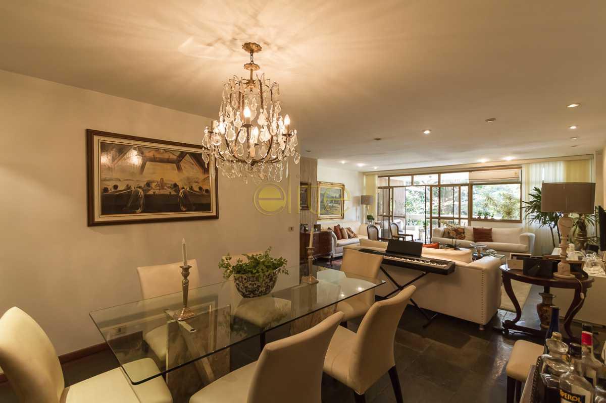APARTAMENTO 4 QUARTOS  A VENDA - Apartamento à venda Avenida Gilberto Amado,Jardim Oceânico, Barra da Tijuca,Rio de Janeiro - R$ 2.100.000 - EBAP40074 - 4