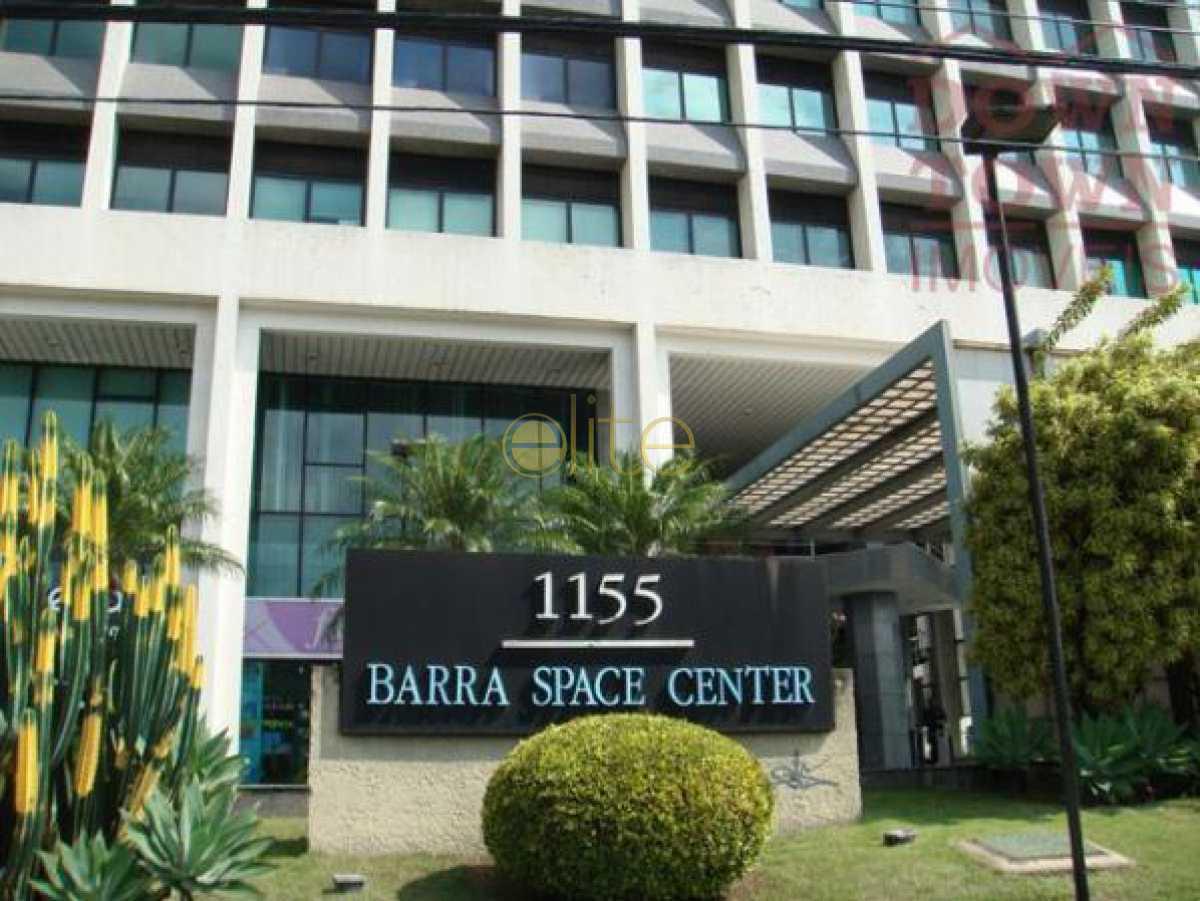 SALA COMERCIAL VENDA E LOCAÇÃO - Sala Comercial Para Venda ou Aluguel no Condomínio Barra Space Center - Barra da Tijuca - Rio de Janeiro - RJ - EBSL00012 - 1