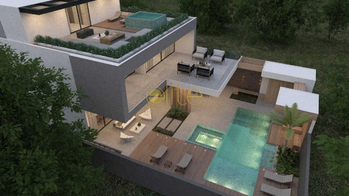 5 - Casa À Venda no Condomínio Del Lago - Barra da Tijuca - Rio de Janeiro - RJ - EBCN50107 - 6