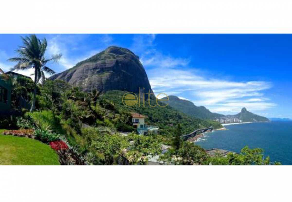 1 - Casa em Condomínio Joatinga, Joá, Rio de Janeiro, RJ À Venda, 8 Quartos, 560m² - EBCN80004 - 1