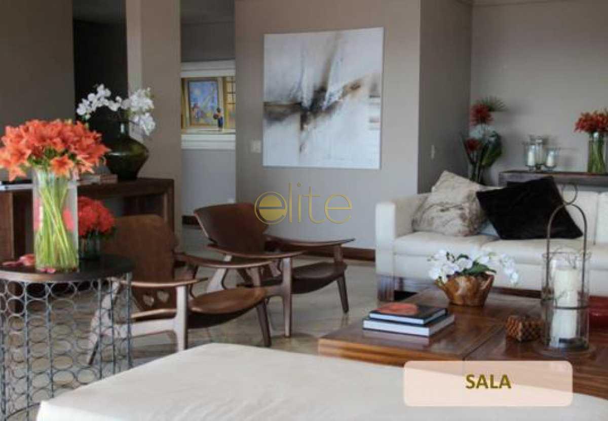 8 - Casa em Condomínio Joatinga, Joá, Rio de Janeiro, RJ À Venda, 8 Quartos, 560m² - EBCN80004 - 9