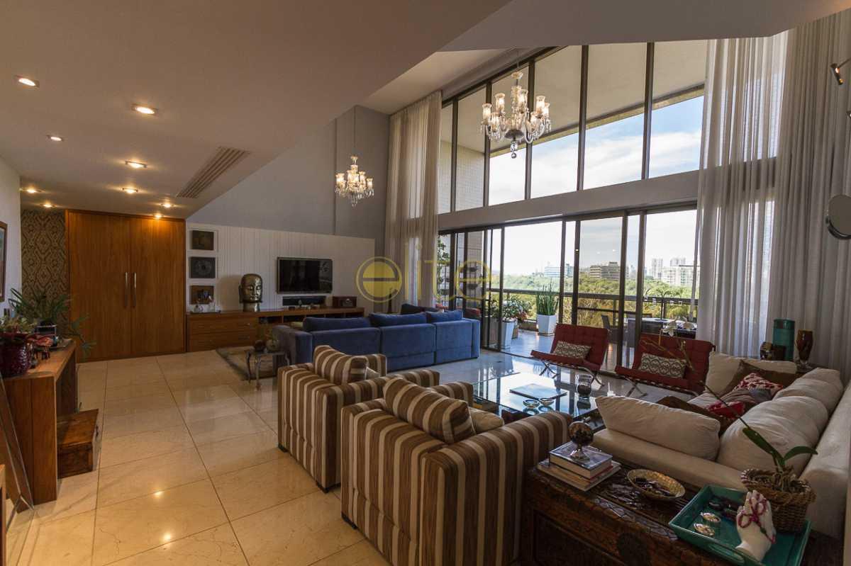 APARTAMENTO A VENDA BARRA DA T - Apartamento À Venda no Condomínio Península - Bernini - Barra da Tijuca - Rio de Janeiro - RJ - EBAP50008 - 1