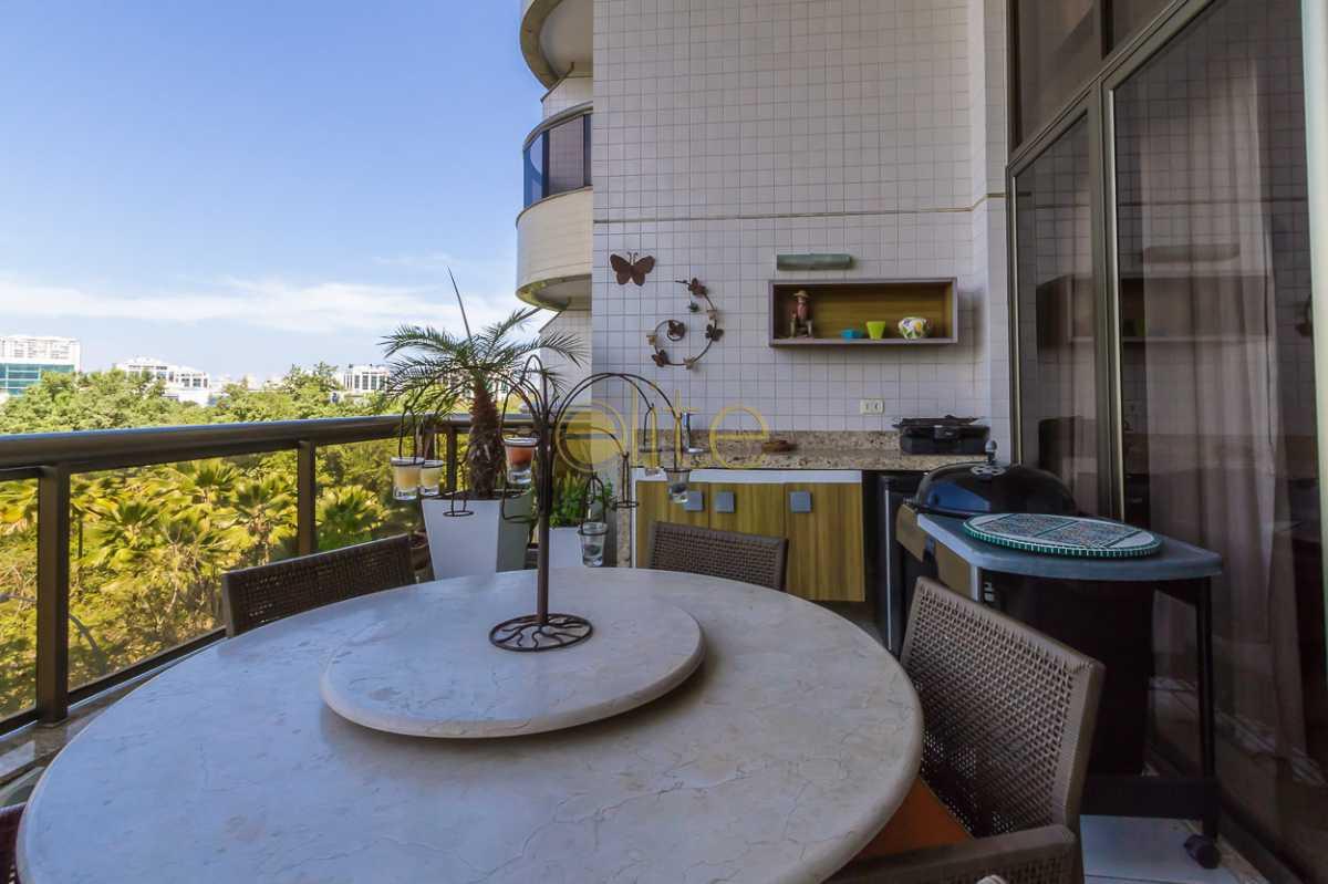 APARTAMENTO A VENDA BARRA DA T - Apartamento À Venda no Condomínio Península - Bernini - Barra da Tijuca - Rio de Janeiro - RJ - EBAP50008 - 8