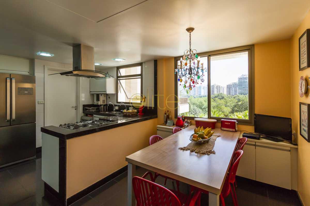 APARTAMENTO A VENDA BARRA DA T - Apartamento À Venda no Condomínio Península - Bernini - Barra da Tijuca - Rio de Janeiro - RJ - EBAP50008 - 13
