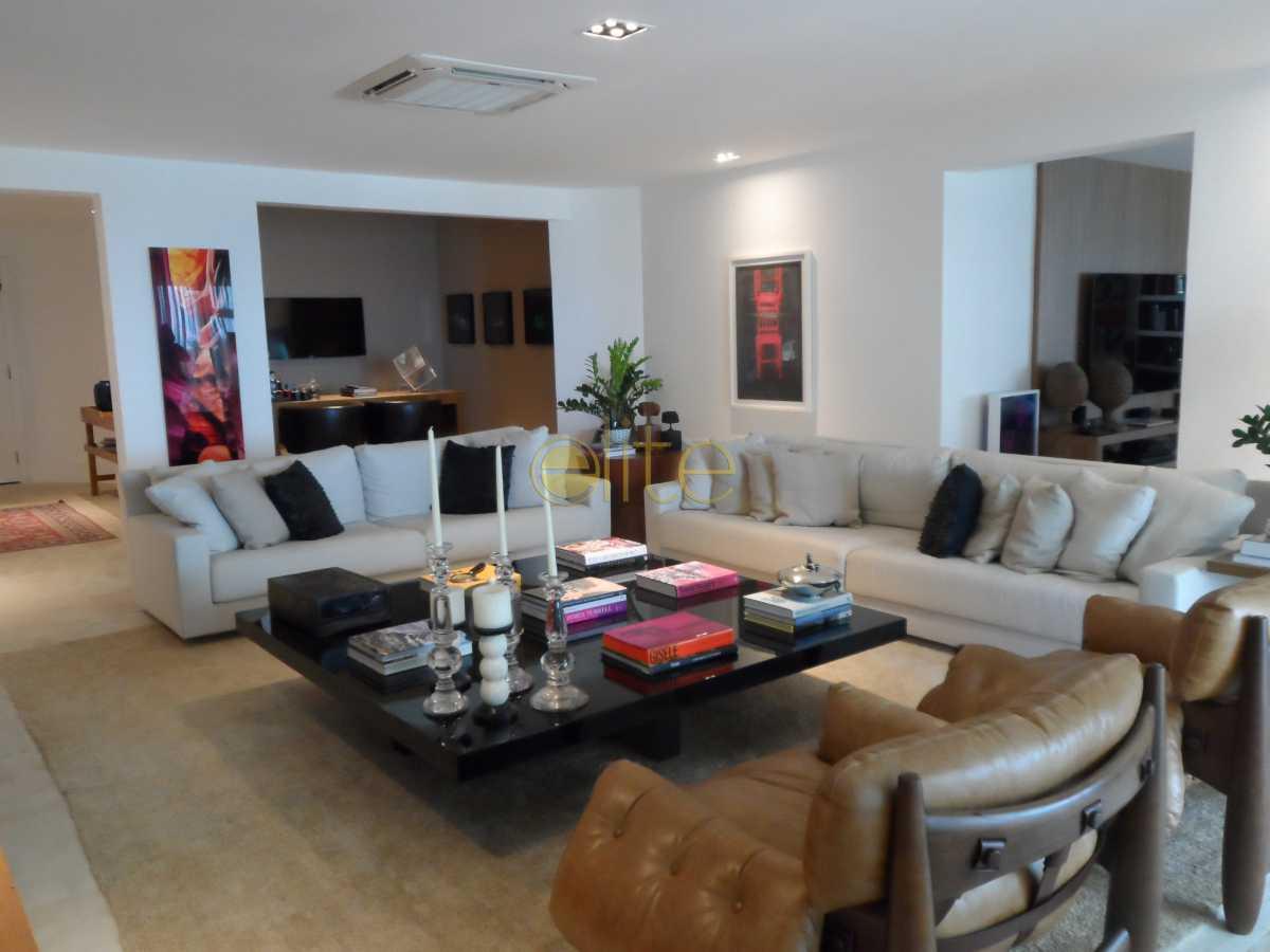 006 - Apartamento Para Alugar no Condomínio Atlântico Sul - Barra da Tijuca - Rio de Janeiro - RJ - EBAP40084 - 7