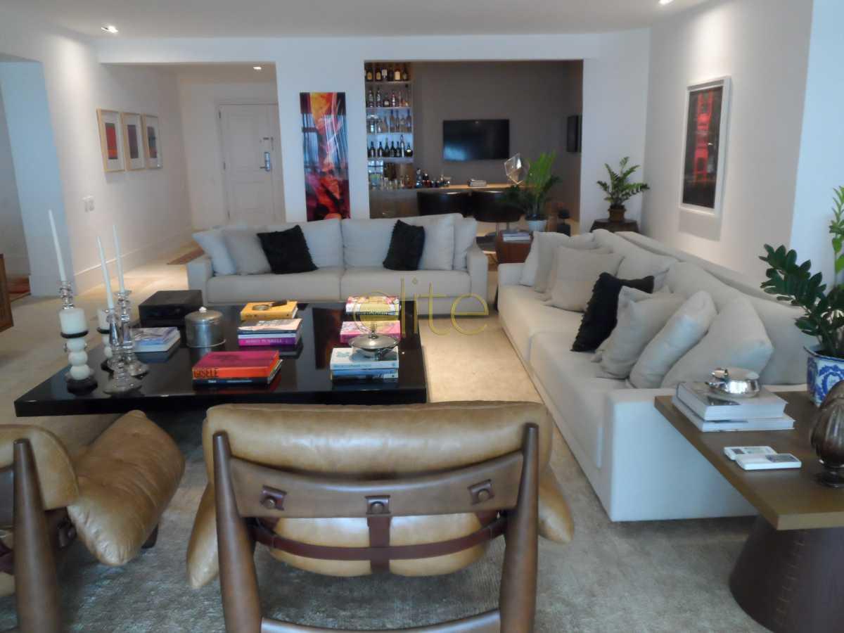 008 - Apartamento Para Alugar no Condomínio Atlântico Sul - Barra da Tijuca - Rio de Janeiro - RJ - EBAP40084 - 9