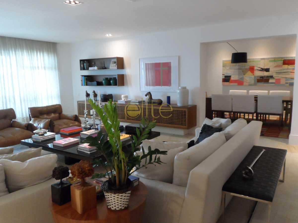 009 - Apartamento Para Alugar no Condomínio Atlântico Sul - Barra da Tijuca - Rio de Janeiro - RJ - EBAP40084 - 10
