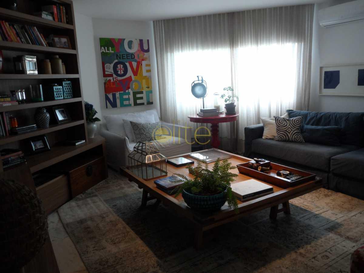 011 - Apartamento Para Alugar no Condomínio Atlântico Sul - Barra da Tijuca - Rio de Janeiro - RJ - EBAP40084 - 12