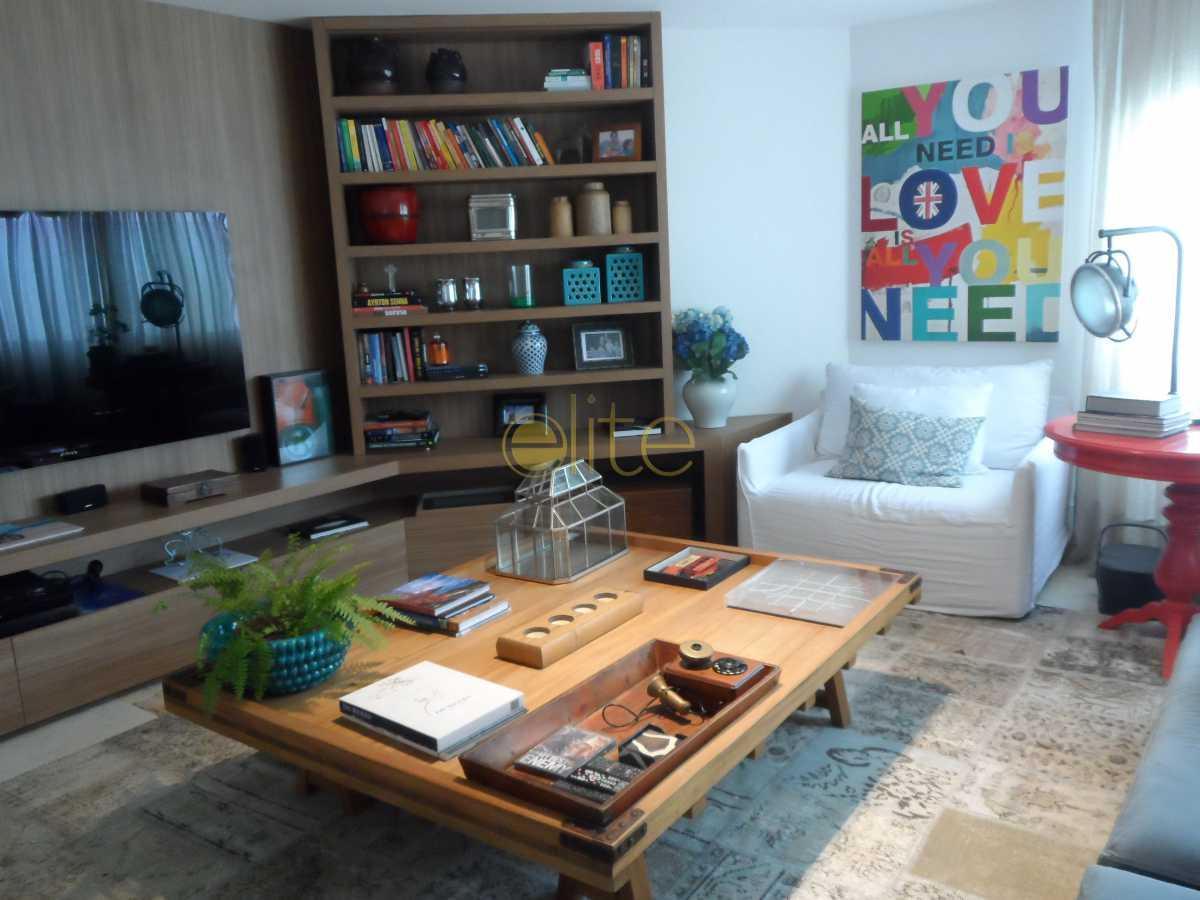 012 - Apartamento Para Alugar no Condomínio Atlântico Sul - Barra da Tijuca - Rio de Janeiro - RJ - EBAP40084 - 13