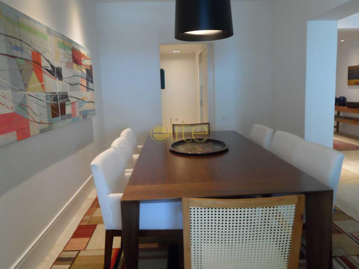 015 - Apartamento Para Alugar no Condomínio Atlântico Sul - Barra da Tijuca - Rio de Janeiro - RJ - EBAP40084 - 15