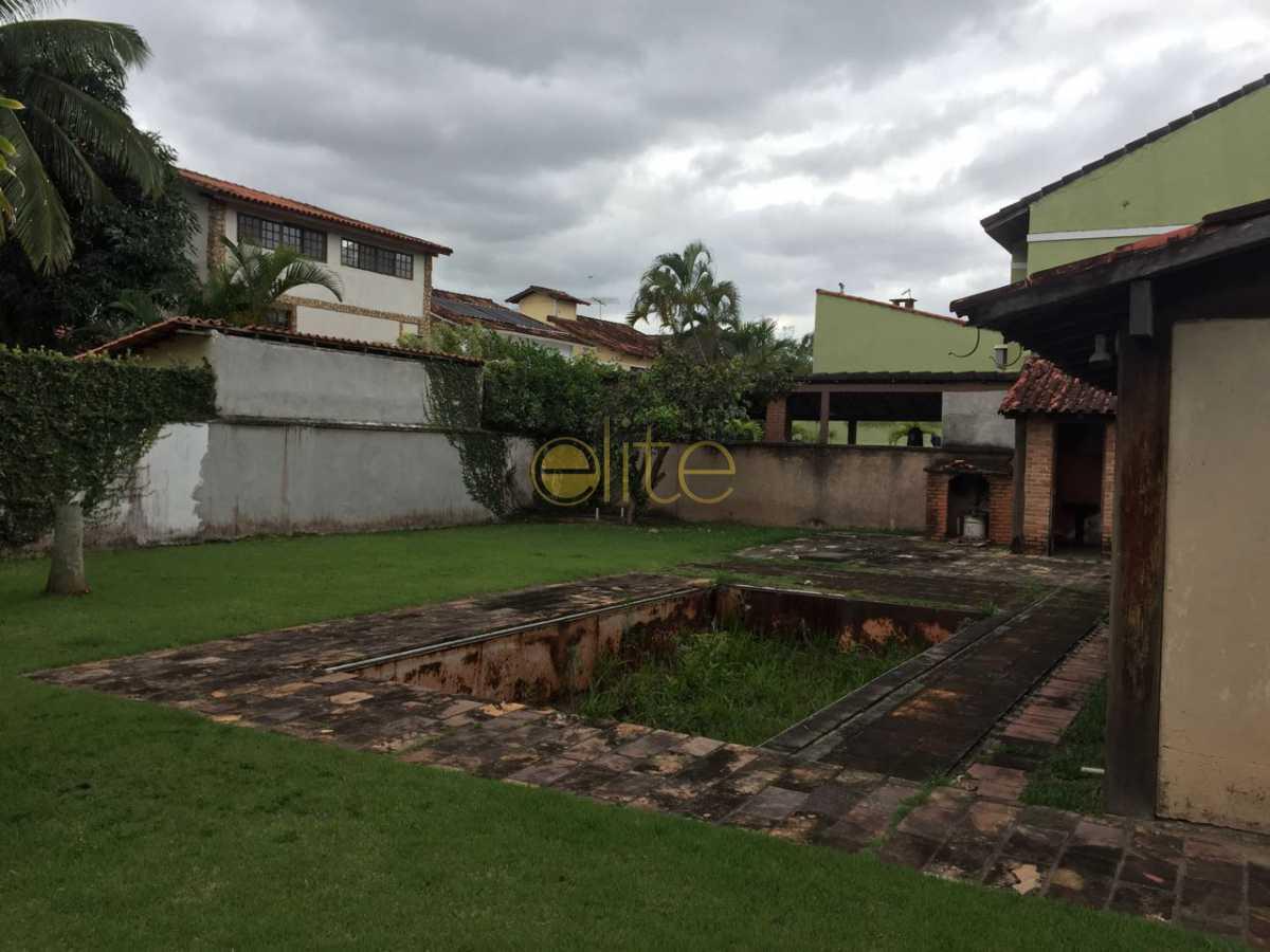 1 - Casa À Venda no Condomínio Santa Monica Residências - Barra da Tijuca - Rio de Janeiro - RJ - EBCN40106 - 1