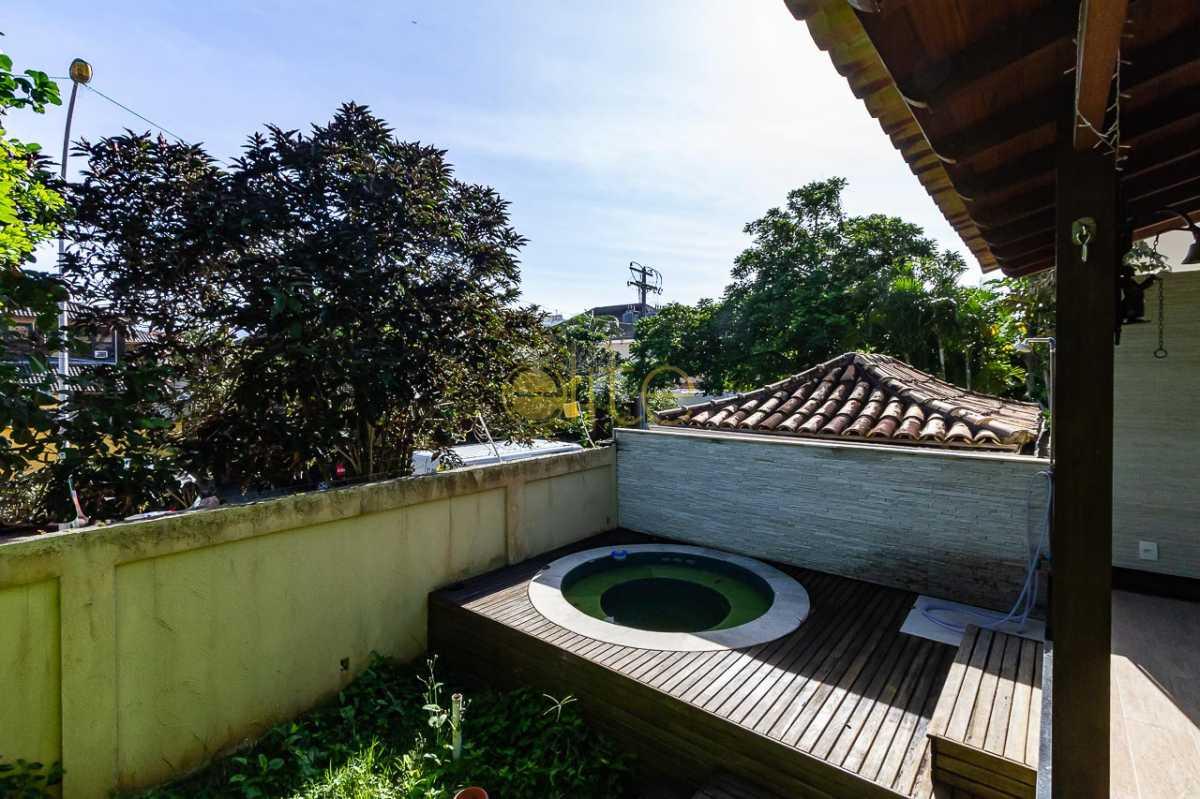 CASA A VENDA RECREIO DOS BANDE - Casa em Condomínio Vila do Mar, Recreio dos Bandeirantes, Rio de Janeiro, RJ À Venda, 3 Quartos, 230m² - EBCN30013 - 8
