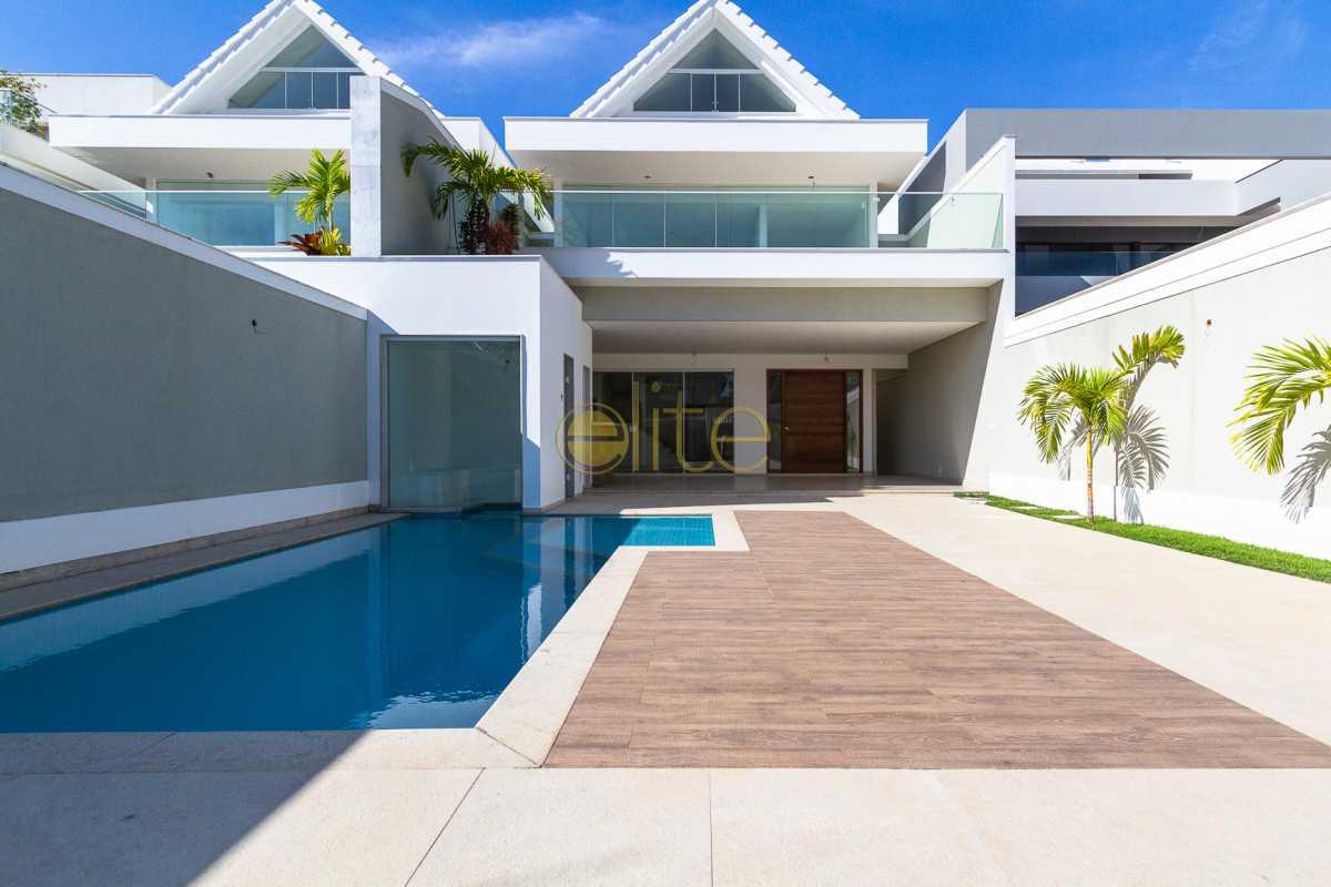 CASA A VENDA BLUE HOUSE BARRA  - CASAS A VENDA CONDOMINIO BLUE HOUSES DA TIJUCA - EBCN50130 - 3