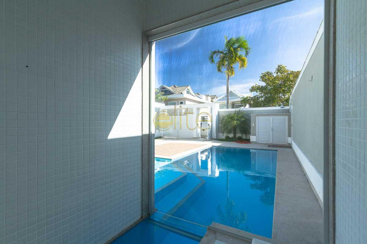 CASA A VENDA BLUE HOUSE BARRA  - Casa À Venda no Condomínio Blue Houses - Barra da Tijuca - Rio de Janeiro - RJ - EBCN50131 - 4