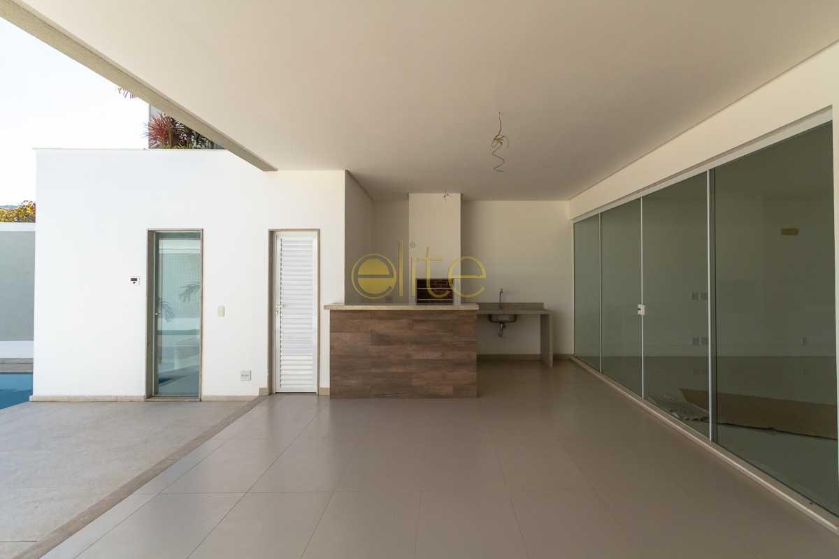 CASA A VENDA BLUE HOUSE BARRA  - Casa À Venda no Condomínio Blue Houses - Barra da Tijuca - Rio de Janeiro - RJ - EBCN50131 - 5