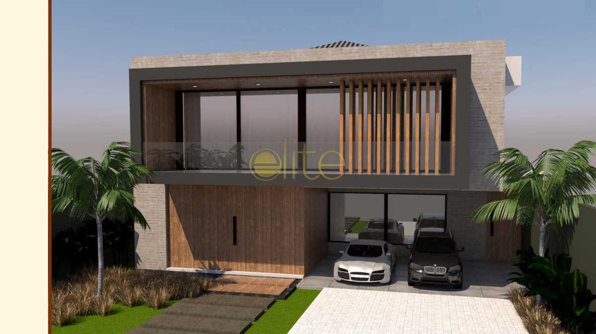1 - Casa em Condomínio 5 quartos à venda Barra da Tijuca, Barra da Tijuca,Rio de Janeiro - R$ 6.200.000 - EBCN50200 - 1