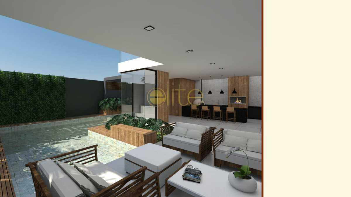 2 - Casa em Condomínio 5 quartos à venda Barra da Tijuca, Barra da Tijuca,Rio de Janeiro - R$ 6.200.000 - EBCN50200 - 3