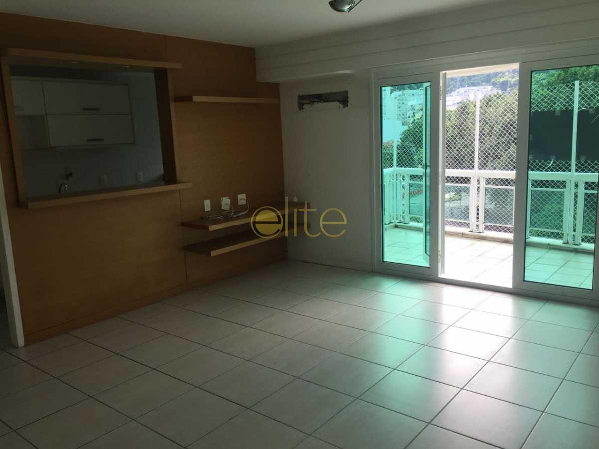 1 - Apartamento À Venda no Condomínio Biarritz - Leblon - Rio de Janeiro - RJ - EBAP20081 - 1