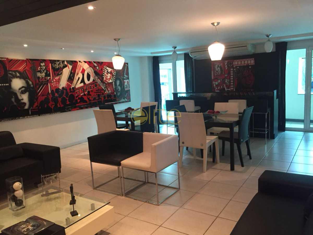 15 - Apartamento À Venda no Condomínio Biarritz - Leblon - Rio de Janeiro - RJ - EBAP20081 - 16