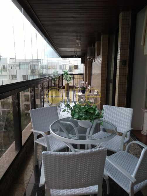 17 - Apartamento Condomínio Barra Summer Dream, Barra da Tijuca, Barra da Tijuca,Rio de Janeiro, RJ À Venda, 4 Quartos, 186m² - EBAP40099 - 9