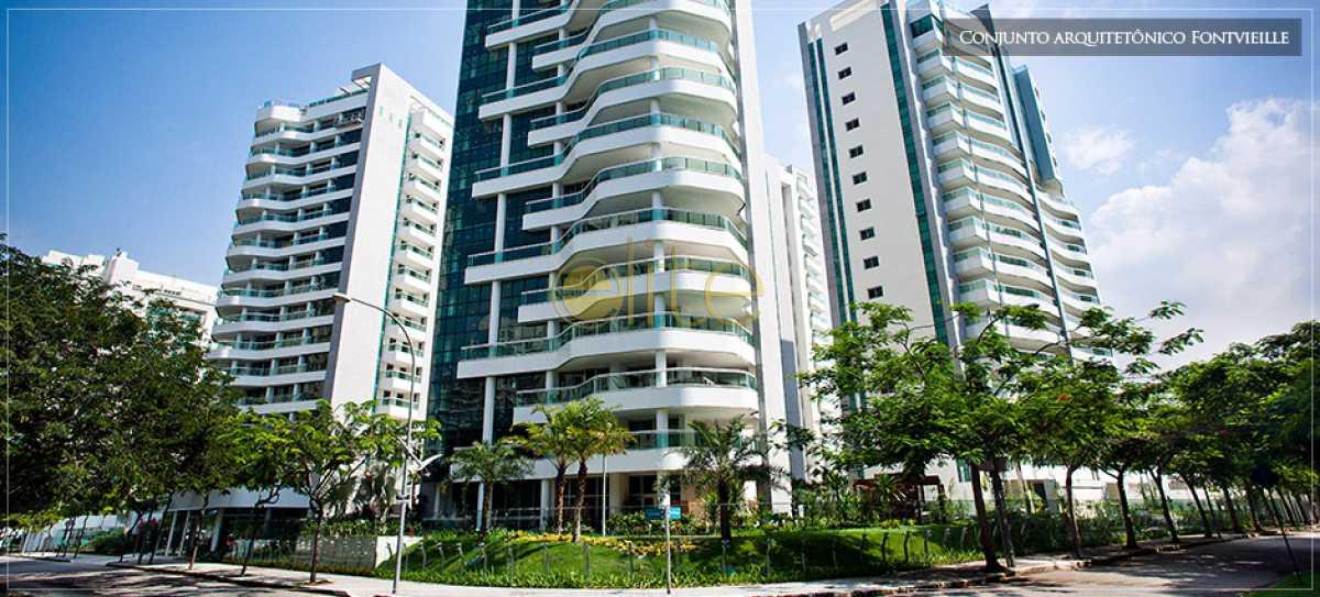 8 - Apartamento Condomínio Península - Font Vieille, Barra da Tijuca, Barra da Tijuca,Rio de Janeiro, RJ À Venda, 4 Quartos, 298m² - EBAP40100 - 7