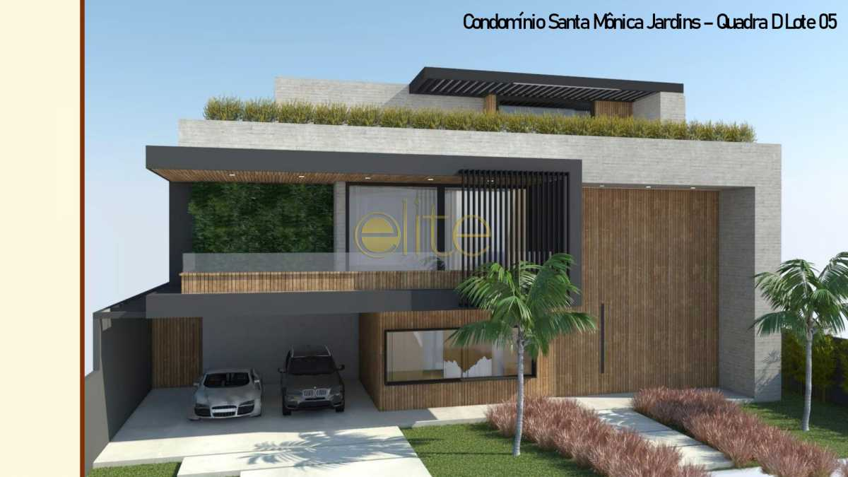 1 - Casa À Venda no Condomínio Santa Monica Jardins - Barra da Tijuca - Rio de Janeiro - RJ - EBCN50201 - 1