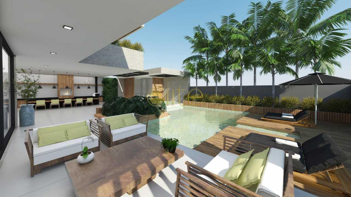 3 - Casa À Venda no Condomínio Santa Monica Jardins - Barra da Tijuca - Rio de Janeiro - RJ - EBCN50201 - 4