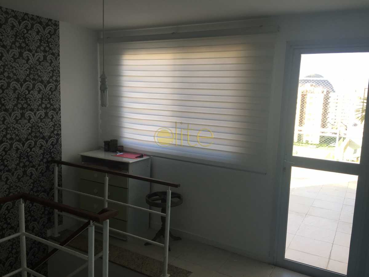 14 - Cobertura À Venda no Condomínio MAXIMO RECREIO COND RISORT - Recreio dos Bandeirantes - Rio de Janeiro - RJ - EBCO30024 - 16