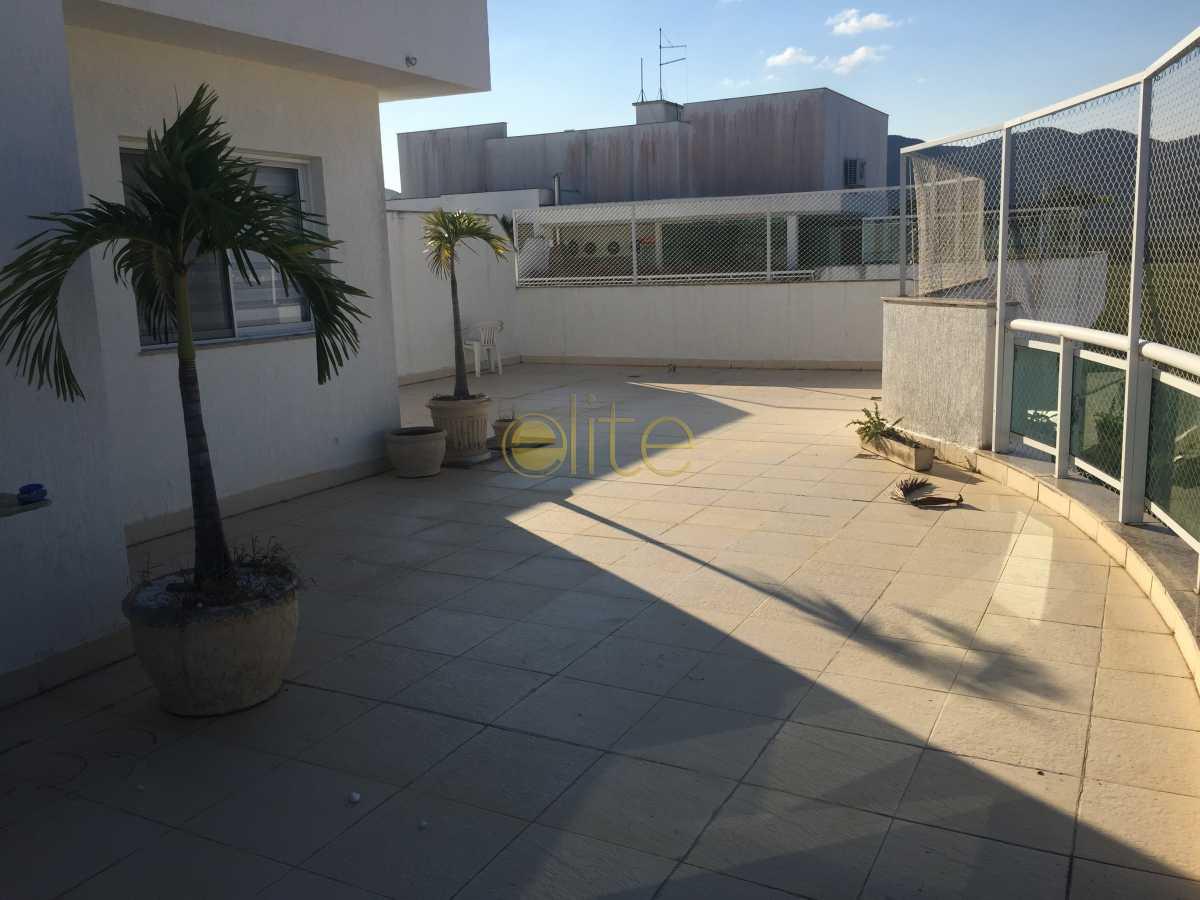 17 - Cobertura À Venda no Condomínio MAXIMO RECREIO COND RISORT - Recreio dos Bandeirantes - Rio de Janeiro - RJ - EBCO30024 - 18