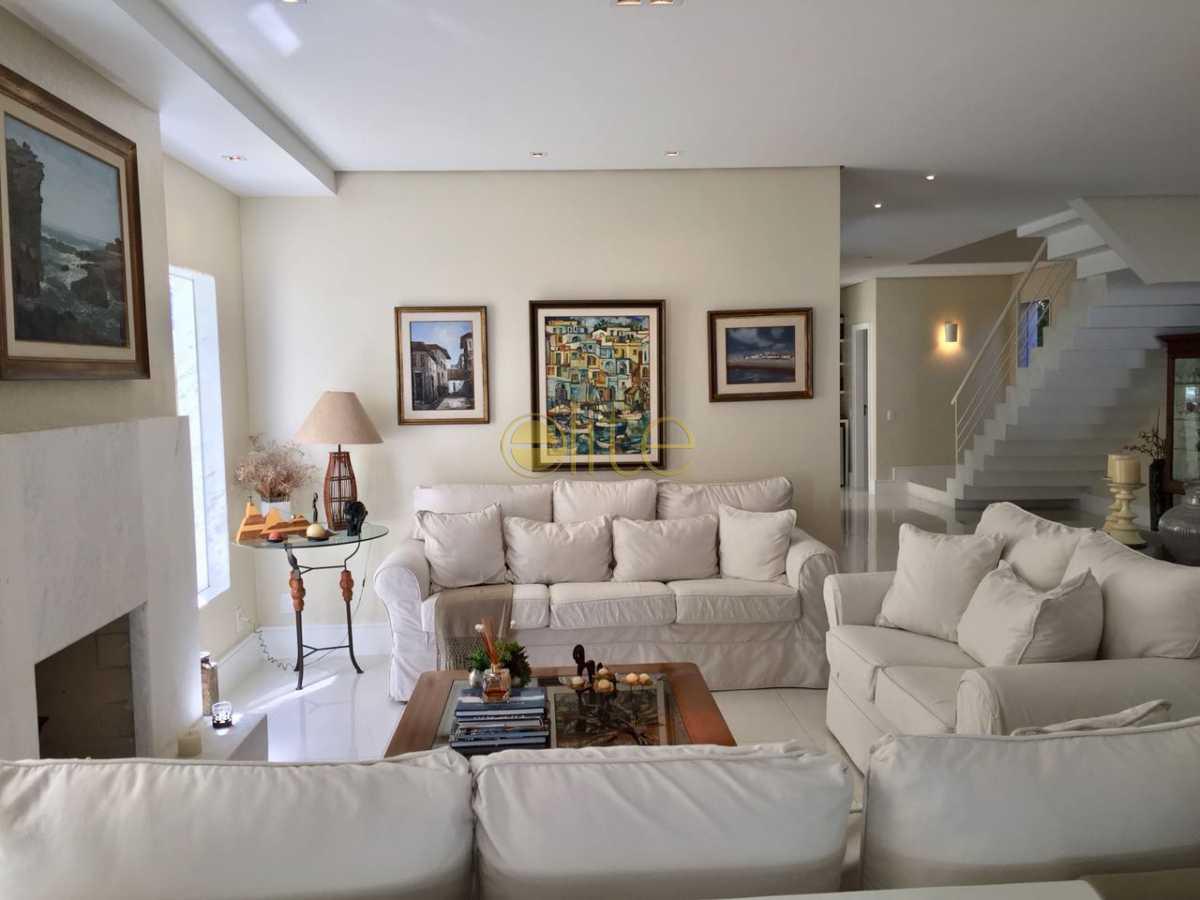 3 - Casa À Venda no Condomínio Santa Mônica Classic House - Barra da Tijuca - Rio de Janeiro - RJ - EBCN50149 - 4
