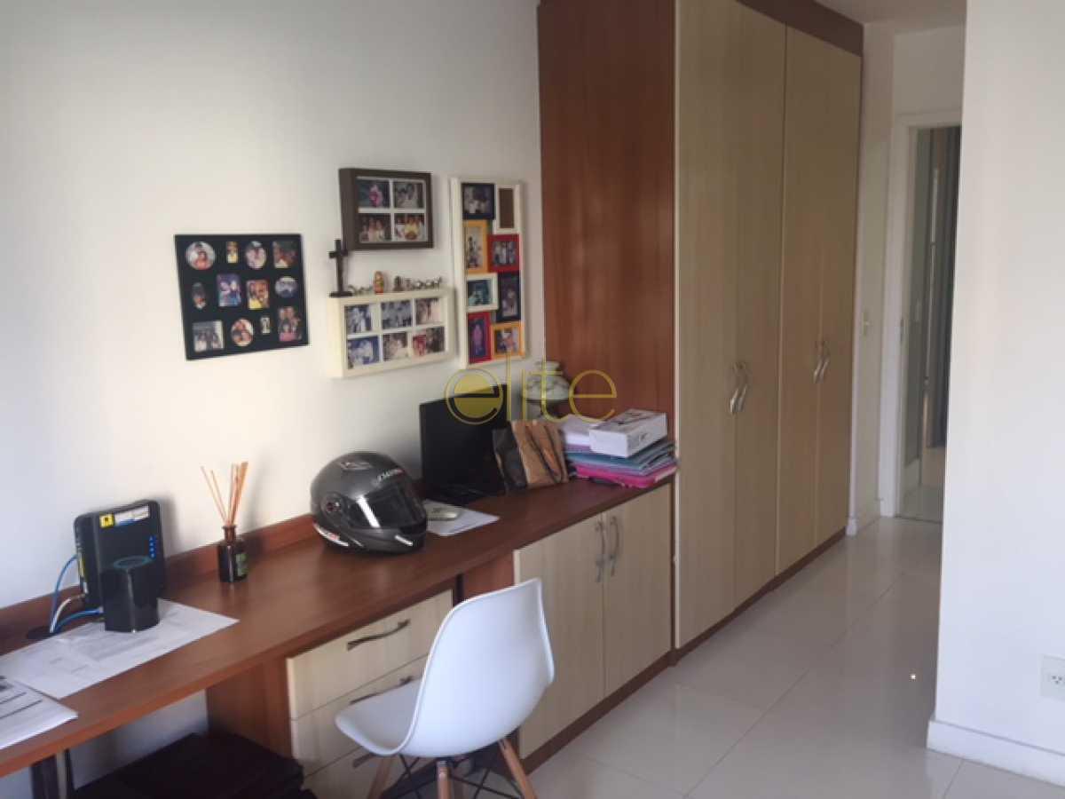 14 - Apartamento À Venda no Condomínio Santa Monica Jardins Club - Barra da Tijuca - Rio de Janeiro - RJ - EBAP40104 - 17