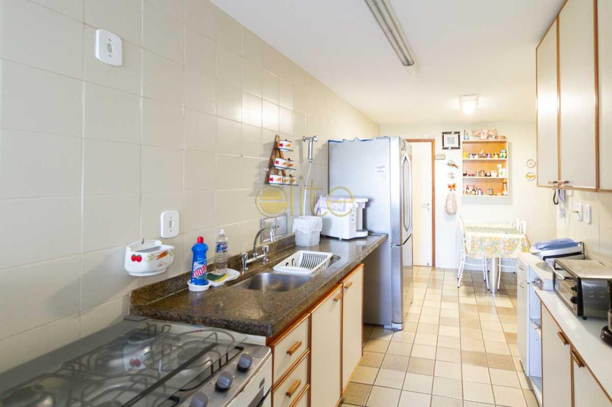 APARTAMENTO 4 QUARTOS BARRA DA - Apartamento Condomínio Vila di Gênova, Barra da Tijuca, Barra da Tijuca,Rio de Janeiro, RJ À Venda, 4 Quartos, 220m² - EBAP40106 - 11