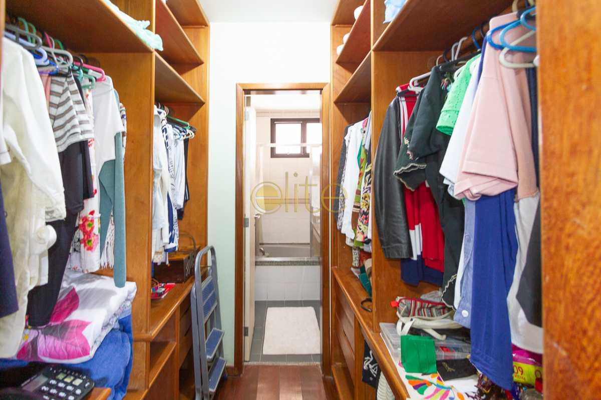 APARTAMENTO 4 QUARTOS BARRA DA - Apartamento Condomínio Vila di Gênova, Barra da Tijuca, Barra da Tijuca,Rio de Janeiro, RJ À Venda, 4 Quartos, 220m² - EBAP40106 - 13
