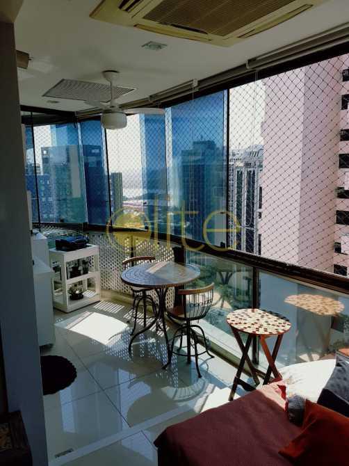 6 - Apartamento Condomínio Barra Sol, Barra da Tijuca, Barra da Tijuca,Rio de Janeiro, RJ À Venda, 3 Quartos, 71m² - EBAP30123 - 1